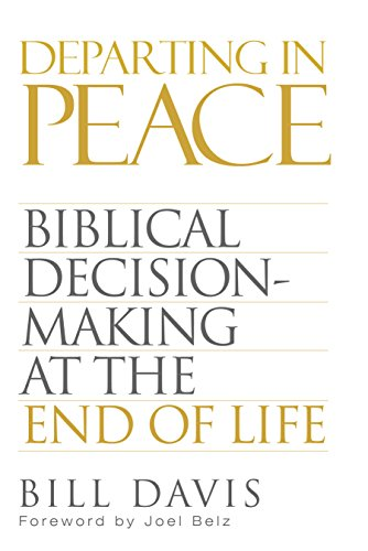 Departing in